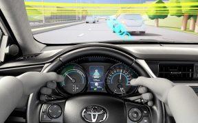Technologia, która wspiera koncentrację kierowcy
